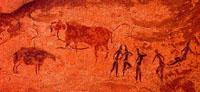 pinturas en tassili
