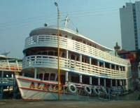 mi barco, el moreira 7, el me llevo por el amazonas