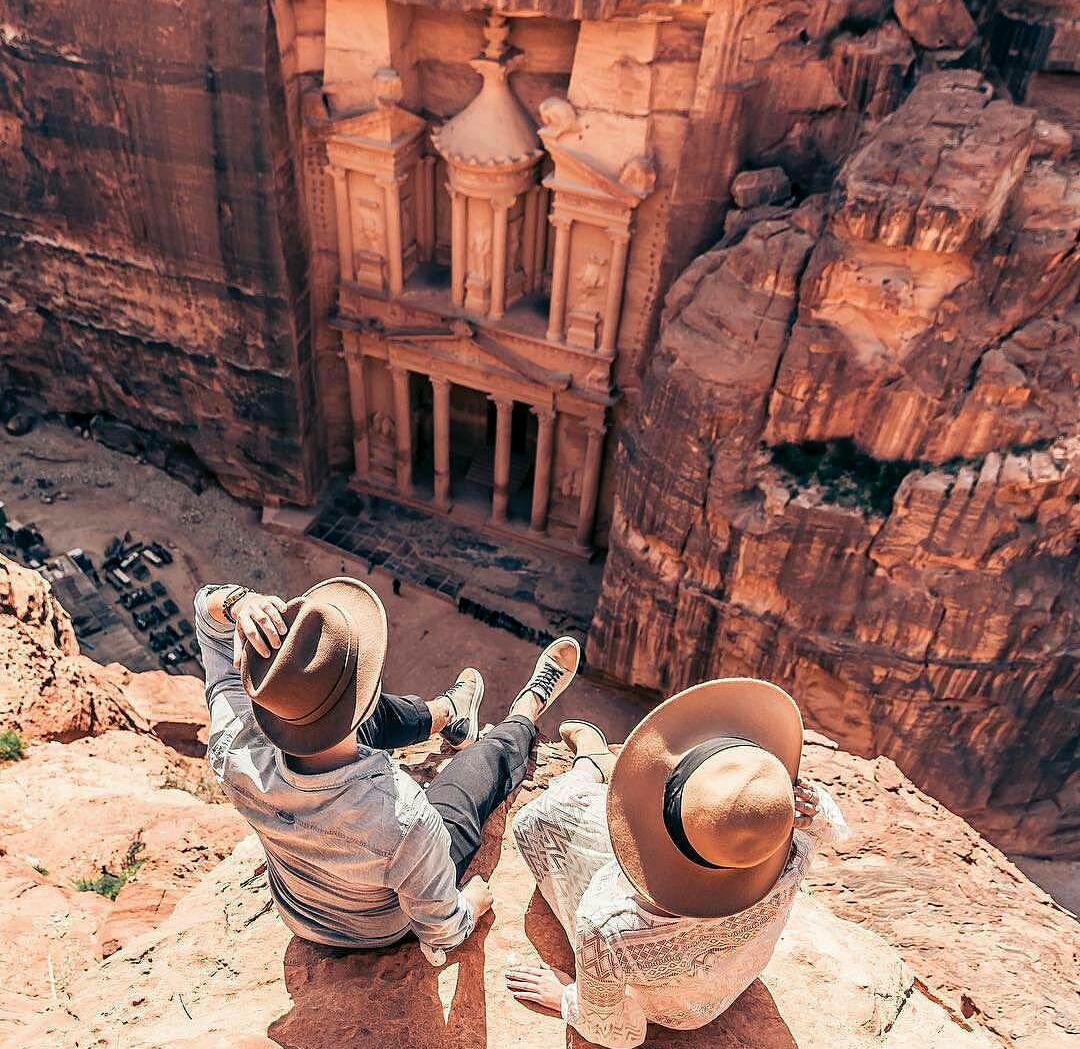 viaje a petra – jordania