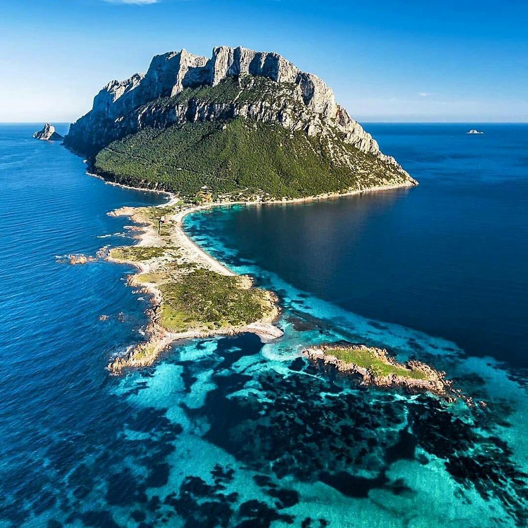 Isla Tavolara – Cerdeña – Italia