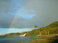 arcoiris en canaima